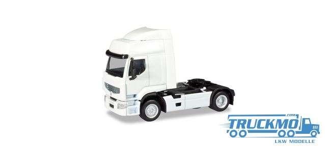 Herpa MiniKit Renault Premium Zugmaschine weiß 013635