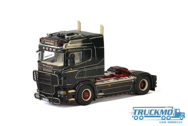 WSI Norman Lichy Transporte LKW Modell SCANIA R Highline 01-2105