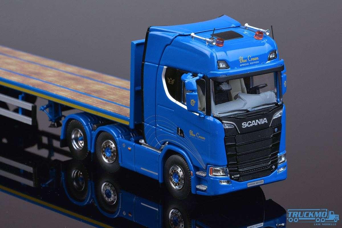 IMC Scania S Highline Flachbettauflieger 33-0077