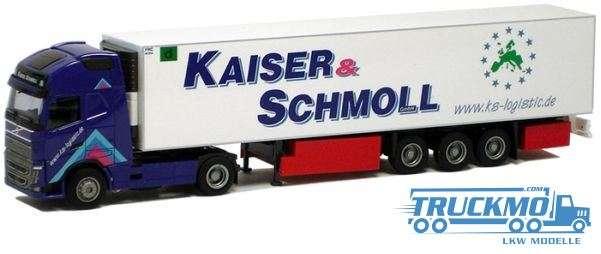 "AWM Kaiser & Schmoll Volvo FH ""12"" XL Kühlkoffer"