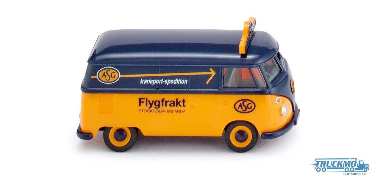 Wiking ASG Volkswagen T1 Kastenwagen 079713