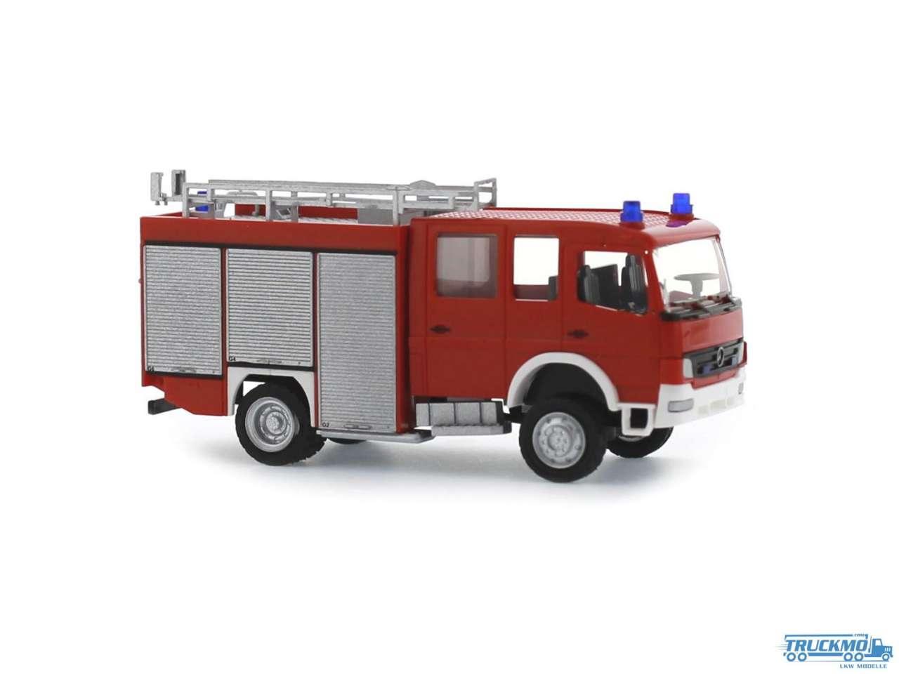 Rietze Mercedes Benz Atego 03 LF 10/6 Schlingmann 68235