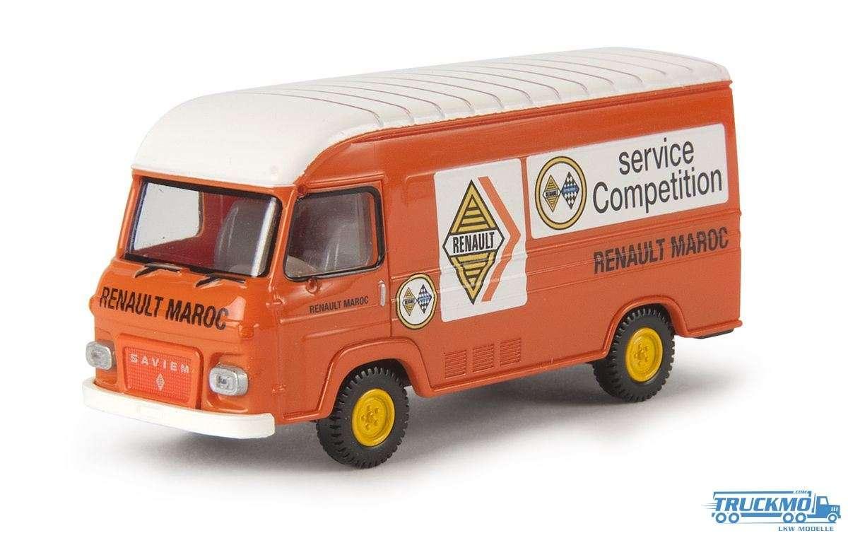 Brekina Renault Maroc Saviem SG2 Kasten 14603