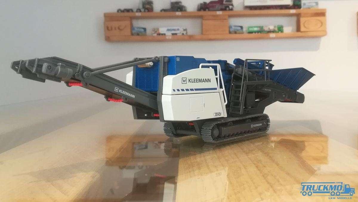 Conrad Kleemann MobiCone MCO 9 Evo Raupenmobiler Kegelbrecher 2517/01