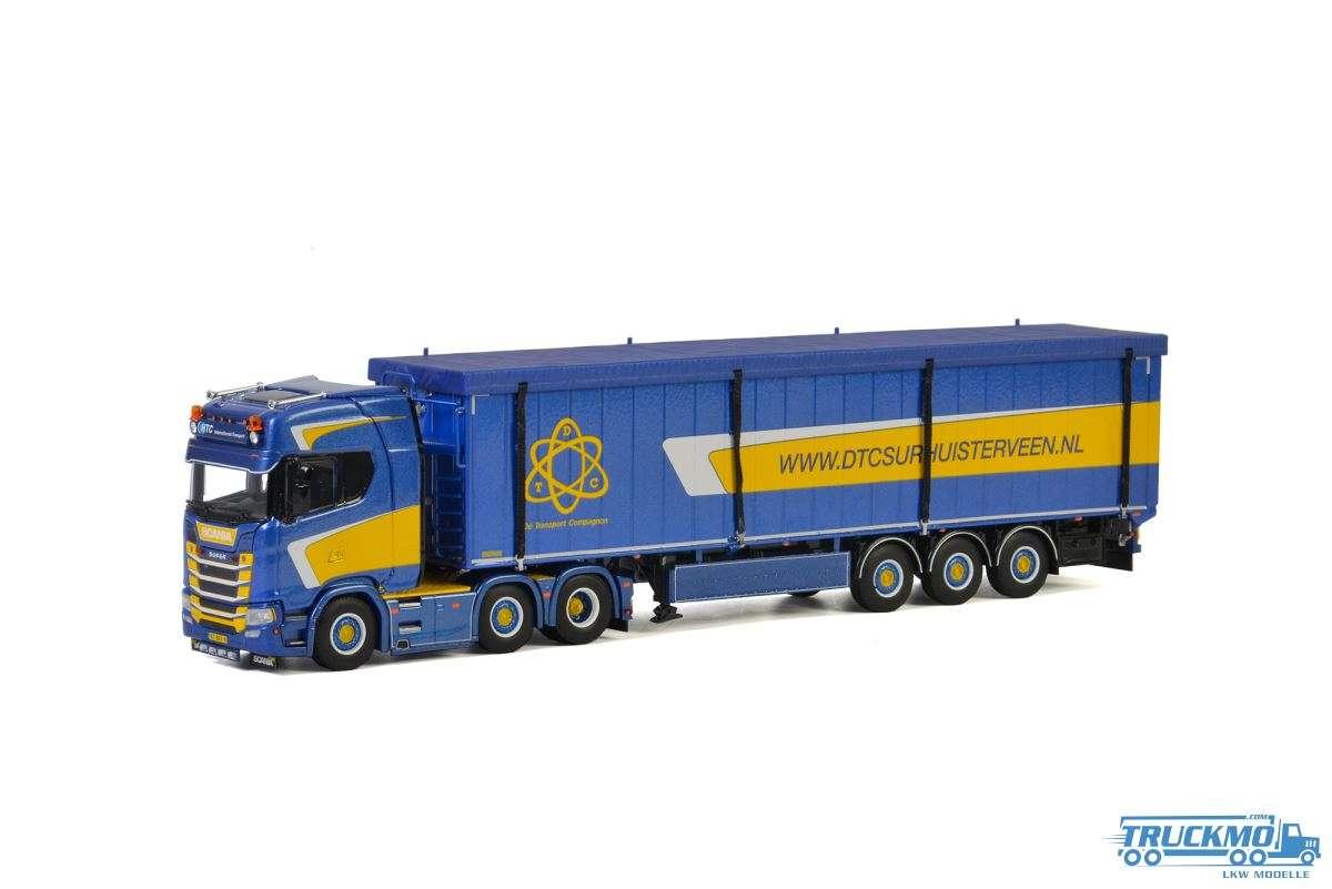 WSI Edwin Fennema Scania S Highline CS20H Cargo Floor Sattelzug 01-2784