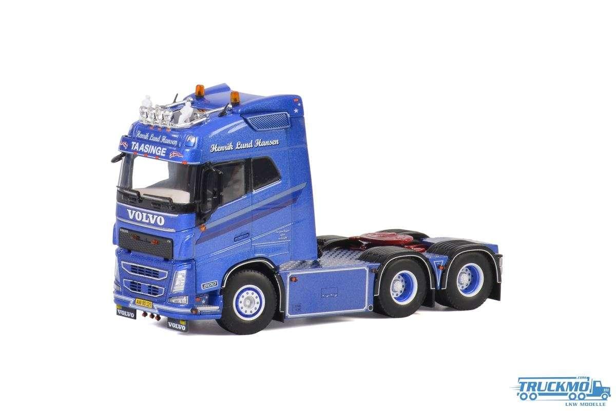 WSI Henrik Lund Hansen Volvo FH04 Globetrotter 01-2474
