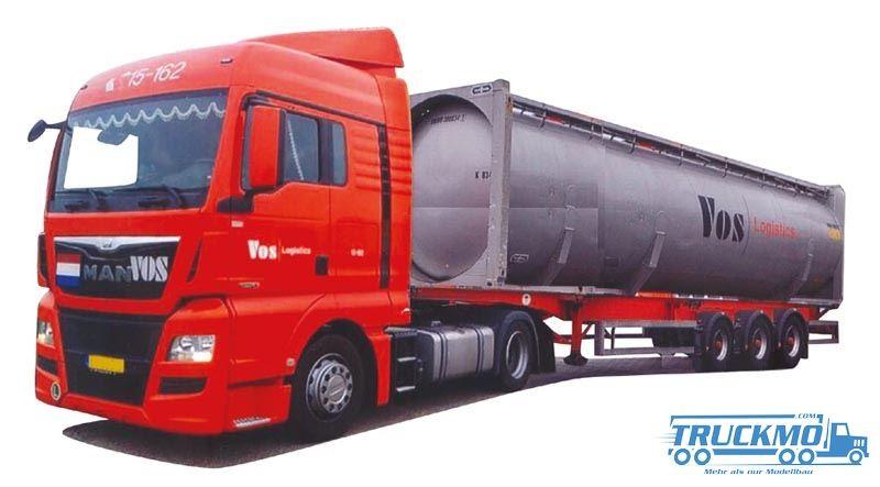 AWM Vos Logistics MAN TGX XLX / Aerop. - Silo-Co.-SZ