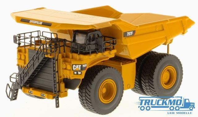 diecast masters cat 797f mining truck 1 125 85536 truckmo com lkw modelle und baumaschinen modelle online shop