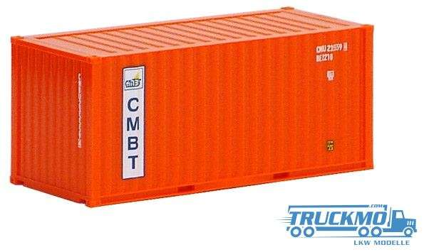 AWM CMBT 20ft. Container 491365