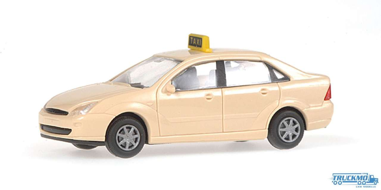 Rietze Taxi Ford Focus Stufenheck 30990