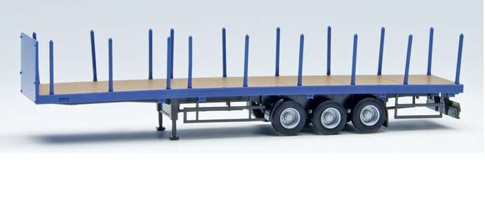 SK34 rot  ----   40 ft 45 ft. HERPA  ---   Container-Chassis