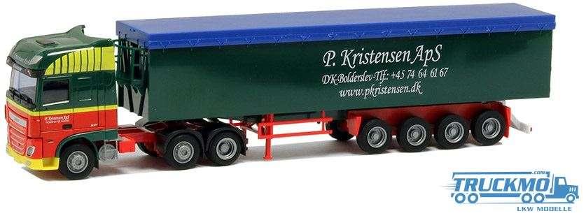 AWM Kristensen DAF XF 106 Super Space Cab Kippsilo 53631