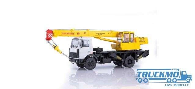 Start Scale Models KS 3577 mobile crane 83SSM1349