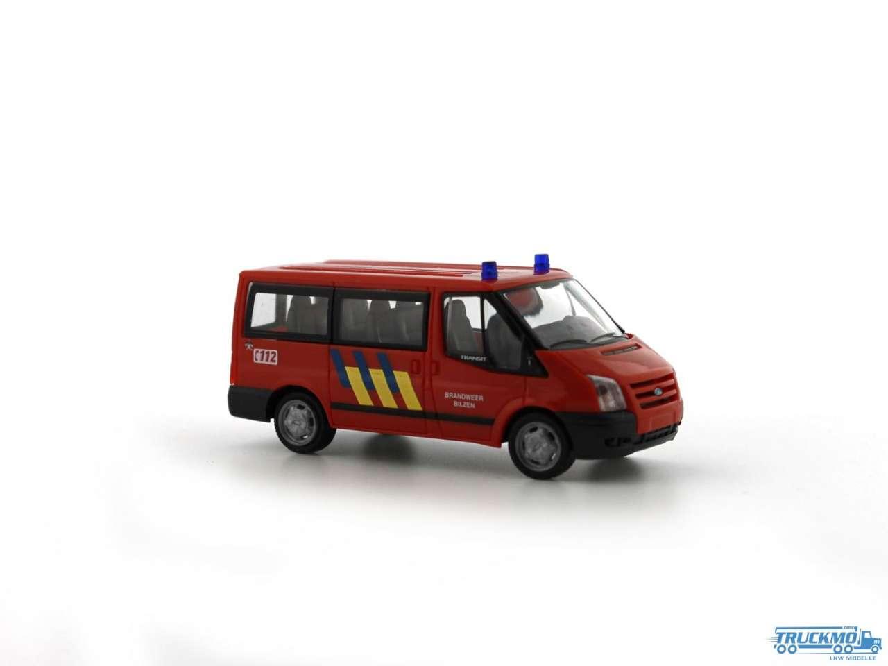 Rietze Brandweer Bilzen Ford Transit 06 52533