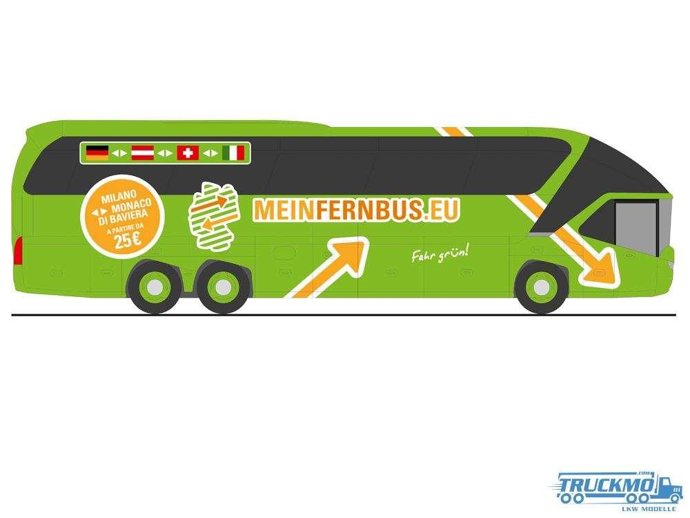 Rietze Meinfernbus.eu Neoplan Starliner 2 66770
