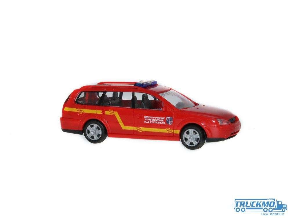 Rietze Feuerwehr Ettelbrueck Ford Mondeo Turnier 51137