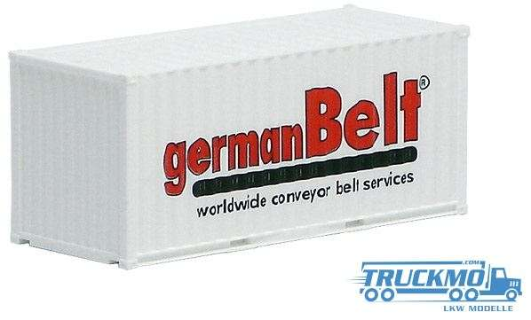 AWM German Belt 20ft. Container 491374