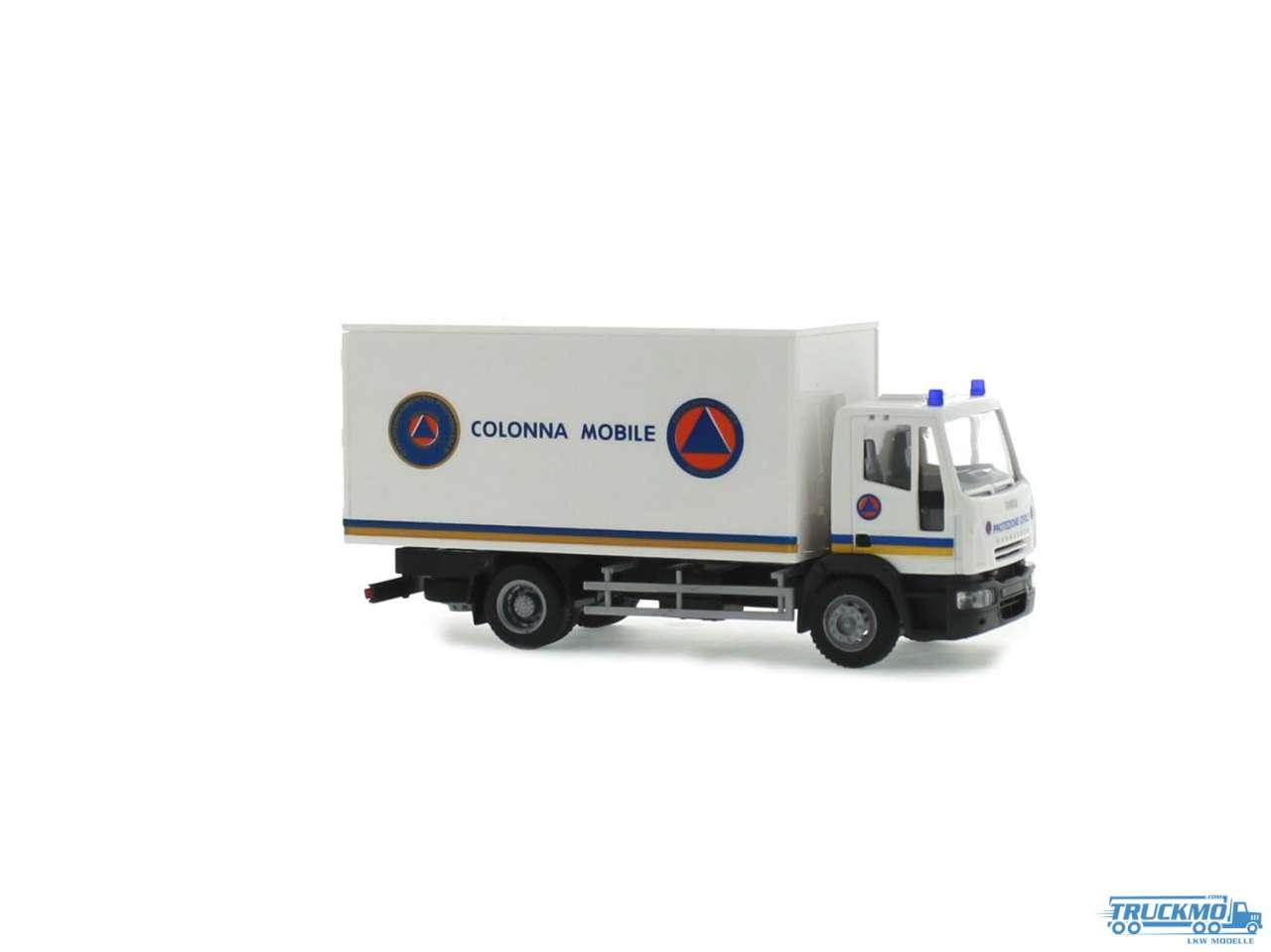 Rietze Colonna Mobile Protezione Civile Iveco Eurocargo 60926