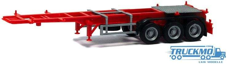 Herpa Container Trailer 30ft 480101