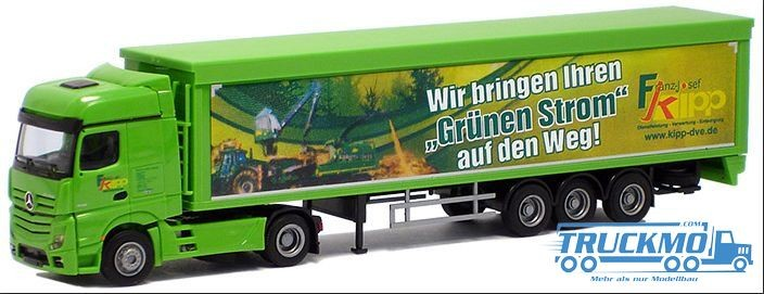 AWM Kipp Mercedes Benz 2 Big./Aerop. - Schubb.-SZ