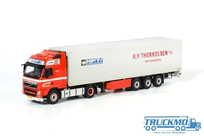 WSI Therkelsen Volvo FH3 Kühlauflieger
