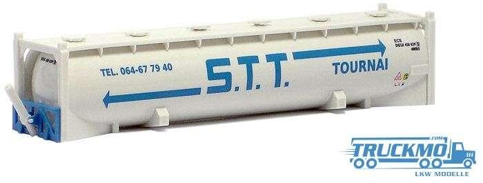 AWM S.T.T. 40ft. Drucksilocontainer 491263