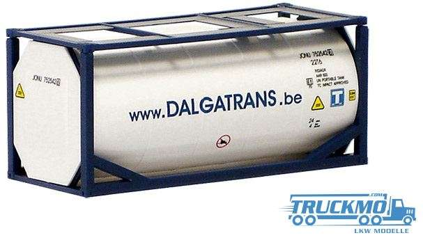AWM Dalgatrans 20ft. Tankcontainer 491095