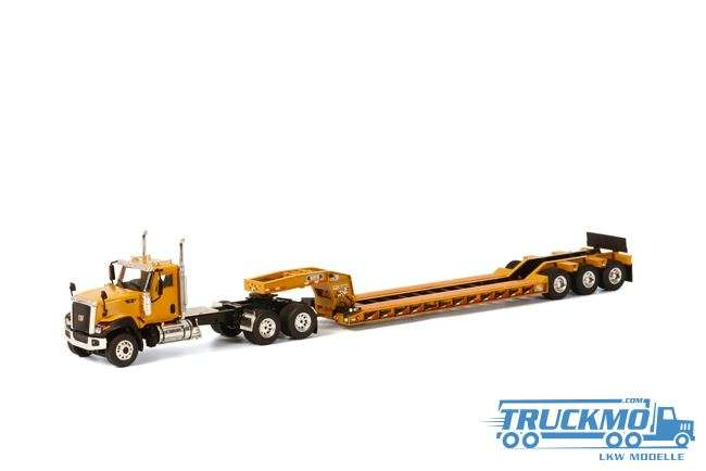WSI USA Premium Line Caterpillar CAT CT680 6x4 Tieflader yellow 39-1008