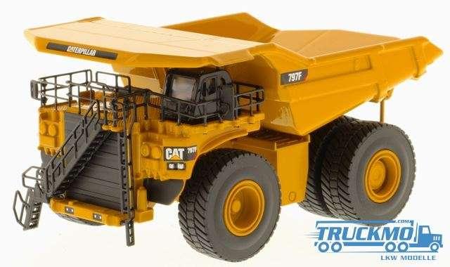 Diecast Masters Cat 797F Mining Truck 1.125 85536