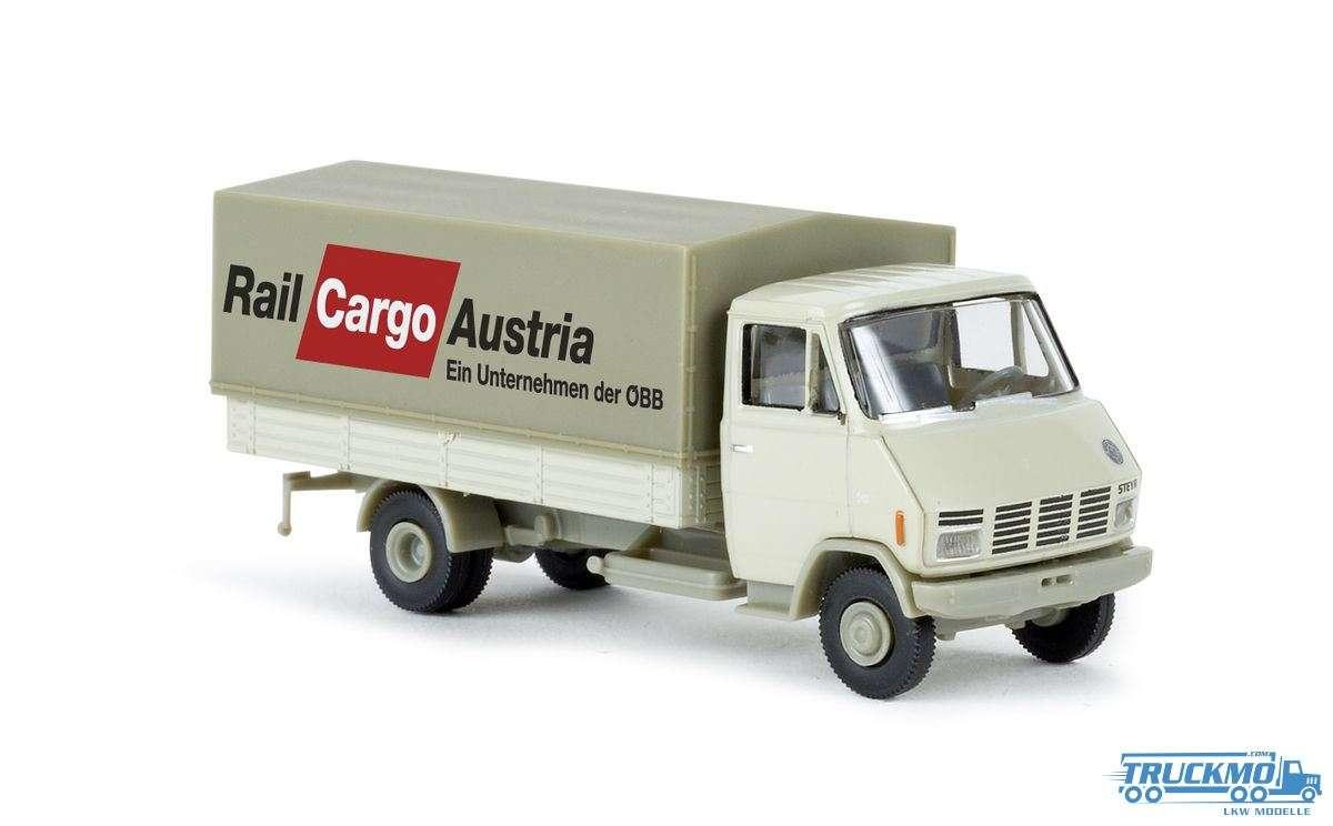 Brekina Modelle Rail Cargo ÖBB Steyr 590 37727