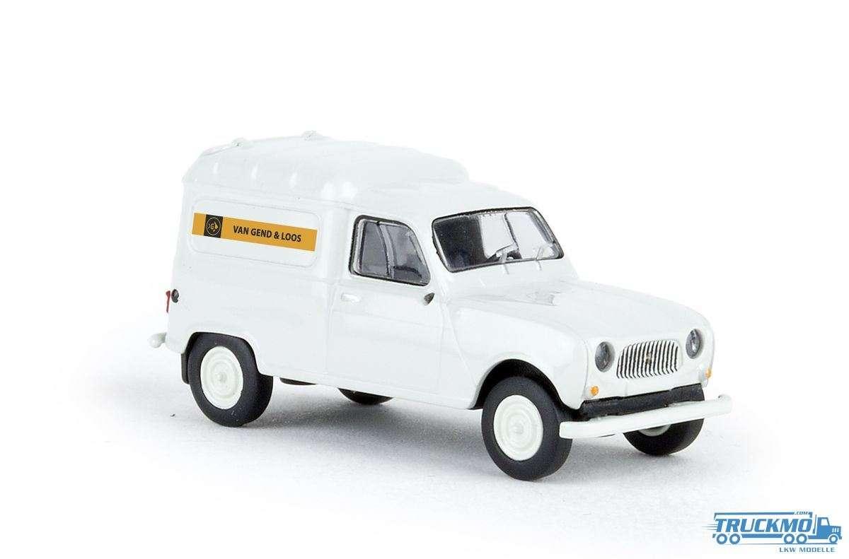 Brekina van Gend & Loos Renault R4 Fougonnette 14746