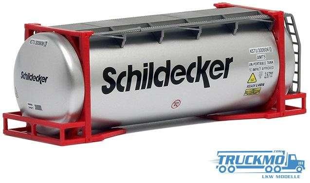 AWM Schildecker 24ft. Tankcontainer 492124