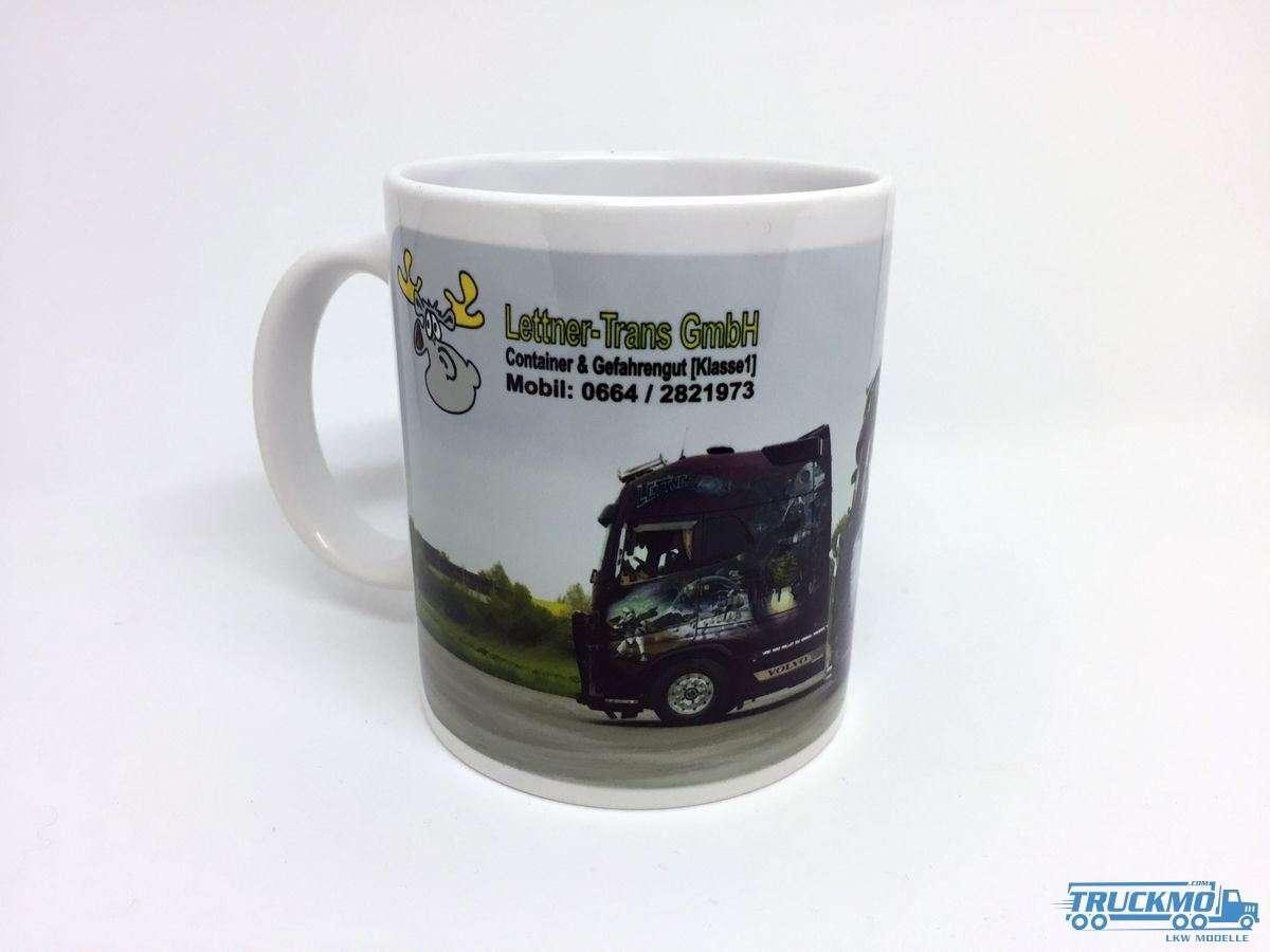 Lettner-Trans Kaffeetasse TRUCKMO