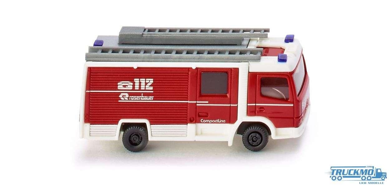 Wiking Feuerwehr Rosenbauer LF 10/6 CL 096401