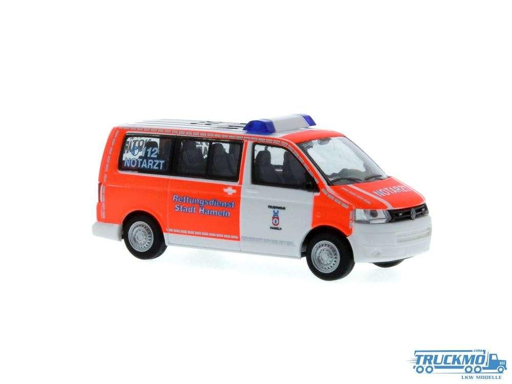 Rietze Feuerwehr Hameln Volkswagen T5 10 53415