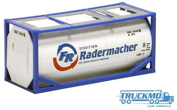 AWM Radermacher 20ft. Tankcontainer 491016