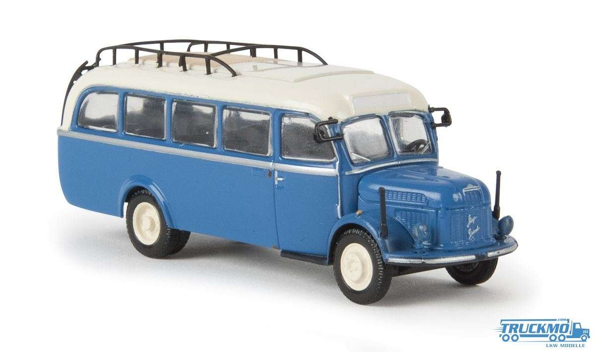 Brekina Modelle Steyr 380/I Bus 58001