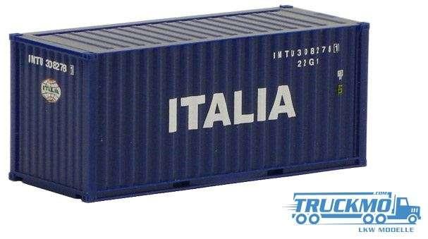 AWM Italia 20ft. Container 491356