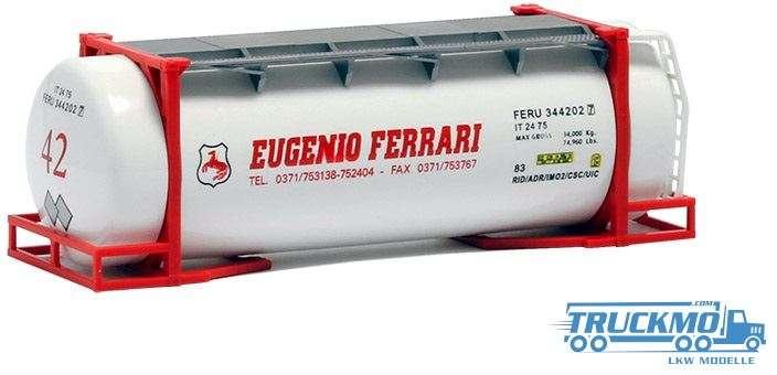AWM Eugenio Ferrari 26ft. Tankcontainer 492100