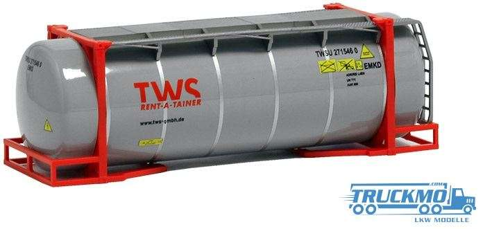 AWM TWS 26ft. Tankcontainer grau 491228