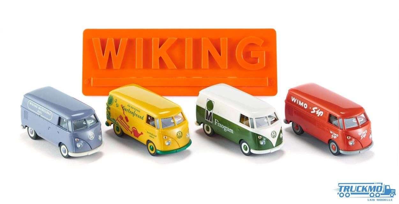 Wiking Geschenkpackung Volkswagen T1 217001