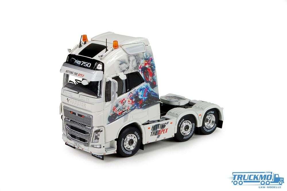 Tekno Hawkins Logistics Volvo FH04 Globetrotter XL Showtruck 71528