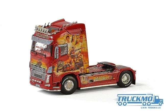 WSI PC Truck SARL (Interceptor) LKW Modell Volvo FH4 Globetrotter 01-2214