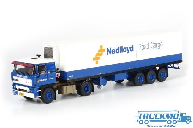 WSI Nedlloyd Road Cargo DAF 2800 Kühlauflieger