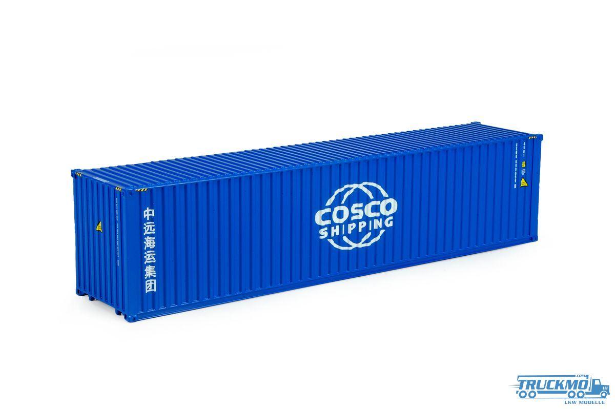20ft Iso Tankcontainer Bertschi Tekno  73303 1:50