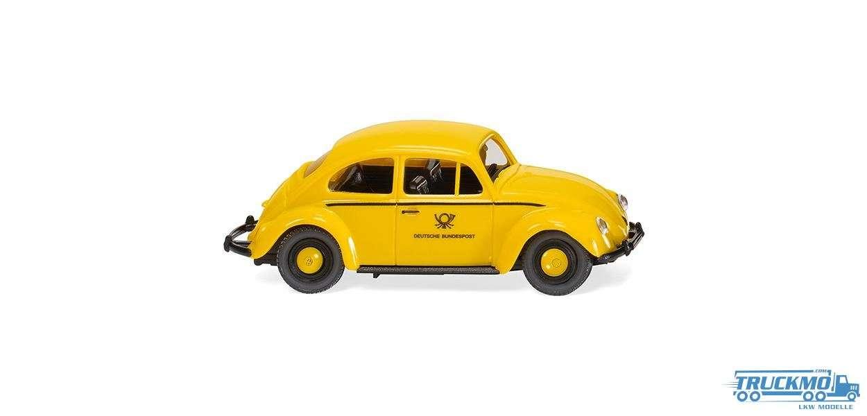 Wiking Post Volkswagen Käfer 1200 081010