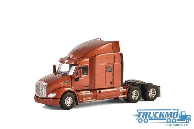 WSI USA Basic Line Peterbilt 579 Brown Metallic 33-2024