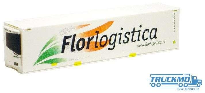 AWM Florlogistica 40ft. HighCube Kühlcontainer 491614
