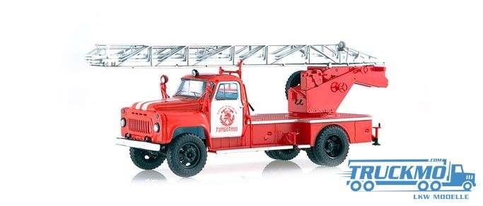 Start Scale Models Feuerwehr Drehleiter GAZ 52 AL-18 83SSM1326