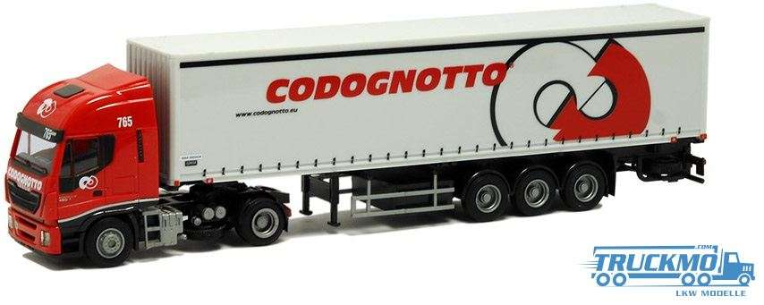 AWM Codognotto Iveco Strailis HiWay 45ft. Container 9179.61